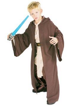 Túnica Jedi Deluxe para niños