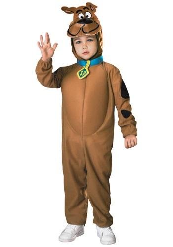 Disfraz de Scooby Doo para niños