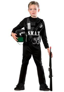 Disfraz SWAT infantil