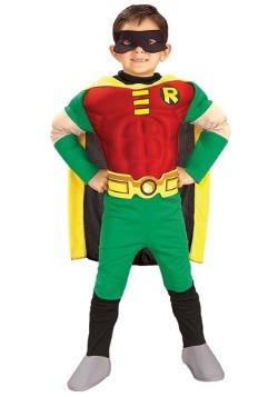Disfraz de Robin Deluxe para niños