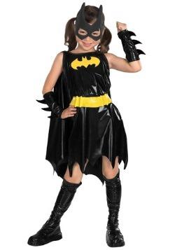 Traje de Batgirl niño