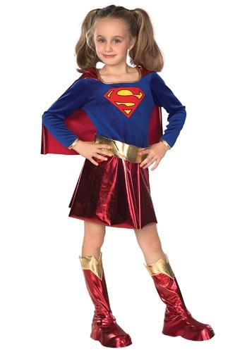 Disfraz de Supergirl para niños