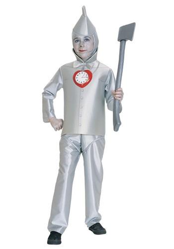Disfraz infantil de Hombre de Hojalata