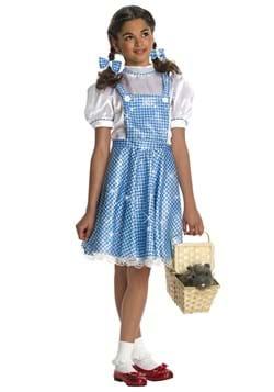 Niño pequeño con lentejuelas Dorothy Costume1