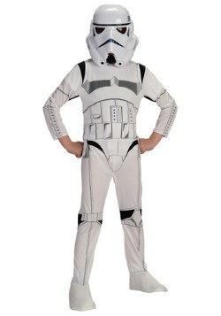 Disfraz de Stormtrooper para niños