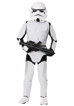 Disfraz de soldado de asalto infantil de lujo