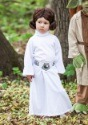 Disfraz infantil de Princesa Leia