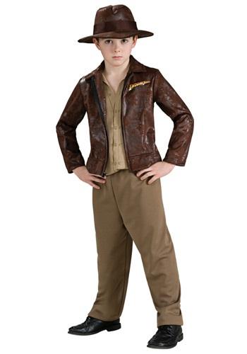 Disfraz de lujo de Indiana Jones para niños