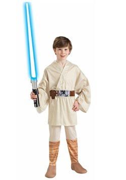 Disfraz para niños de Luke Skywalker