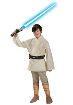 Disfraz infantil de Luke Skywalker