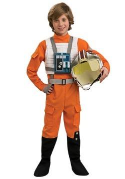 Piloto X-Wing para niños