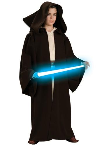 Túnica infantil de Jedi Súper Deluxe
