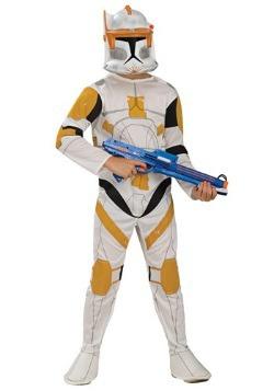 Disfraz de Comandante Cody para niños