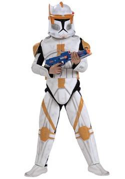 Comandante de soldado Clone Trooper Commander Cody Costume