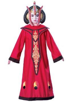 Disfraz infantil de Reina Amidala