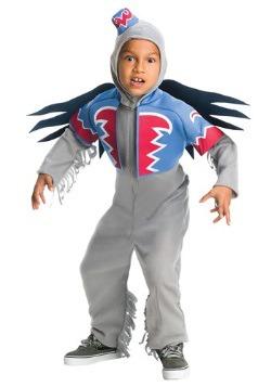 Disfraz de mono volador para niños