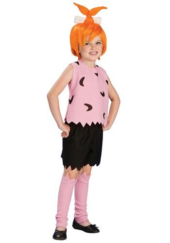 Disfraz infantil de Pebbles