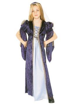 Disfraz de Julieta para niñas