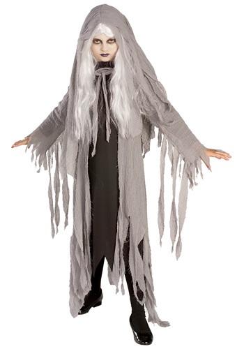 Disfraz de fantasmas de medianoche para niños