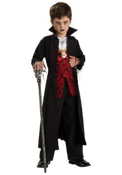 Disfraz de vampiro real para niño