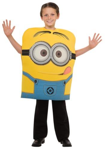 Disfraz infantil de Minion Dave