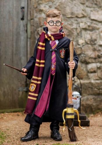 Disfraz para niño de lujo de Harry Potter