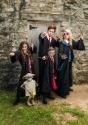 Túnica infantil de Gryffindor deluxe