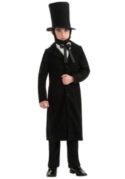 Disfraz de Abe Lincoln para niños