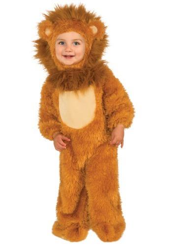 Disfraz saco de dormir de león para bebé