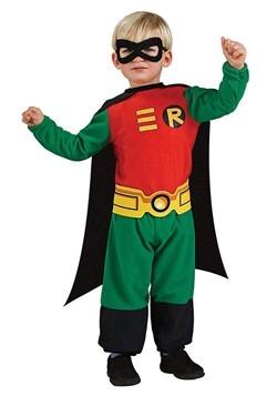 Disfraz de Robin para niños pequeños