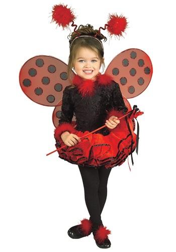 Disfraz de Ladybug para niños pequeño deluxe