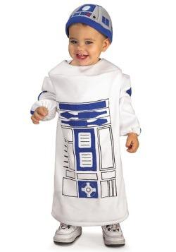 Disfraz infantil de R2D2