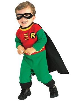 Disfraz infantil de Robin