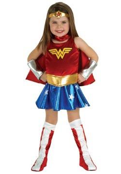 Disfraz de bebé de Wonder Woman
