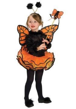 Disfraz de mariposa con tutú para niñas