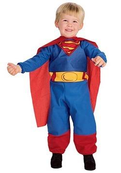 Disfraz de Superman para bebé/niño pequeño