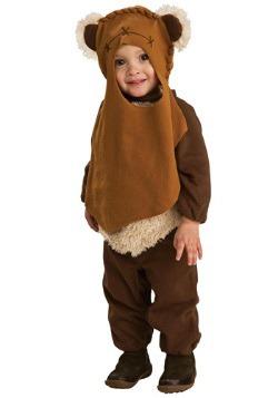 Disfraz de Ewok para niños pequeños