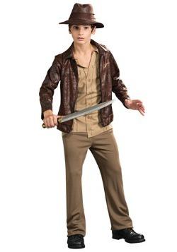 Disfraz Deluxe de Indiana Jones para adolescente