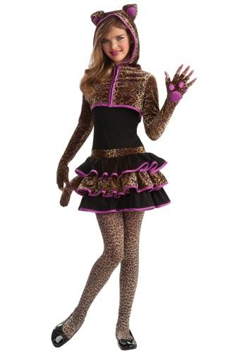 Disfraces de leopardo tween