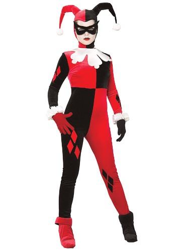 Disfraz de Harley Quinn para adulto