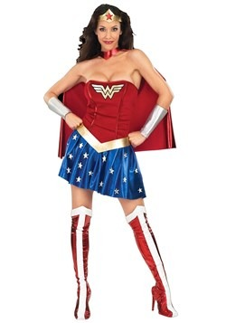Disfraz de Wonder Woman para adulto