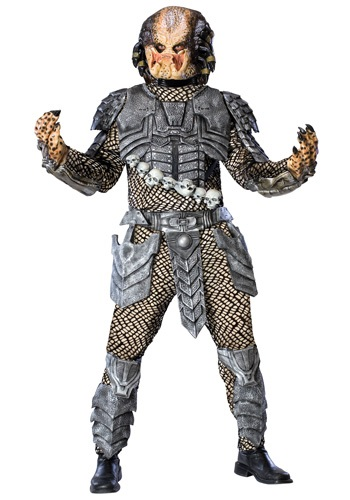 Disfraz de Depredador deluxe