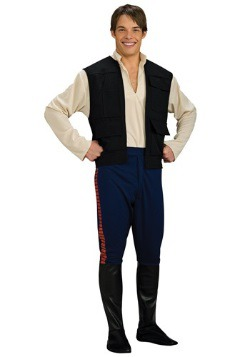 Disfraz de Han Solo deluxe para adulto