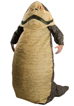Disfraz de Jabba the Hutt para adulto