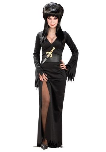 Disfraz de Elvira para adulto