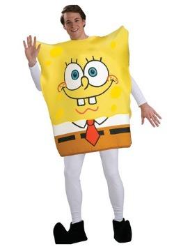 Disfraz de Spongebob Squarepants para adulto