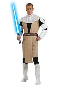 Obi Wan Kenobi Star Wars La guerra de los clones adulto
