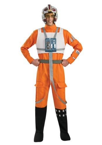 Disfraz de piloto X-Wing para adulto