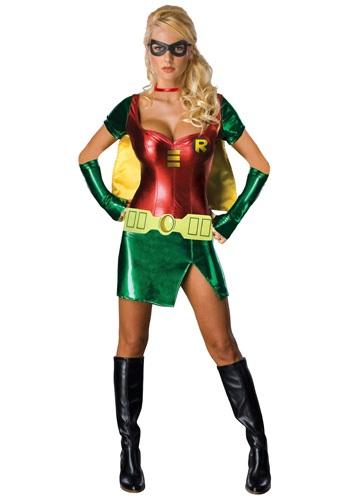 Disfraz sexy de Robin para chica