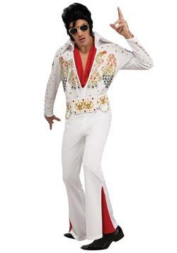 Disfraz de Elvis para adulto de lujo